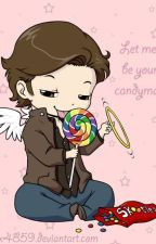 SPN Gabriel x Reader- Are You Lonesome Tonight? (Songfic) by thegeek841