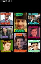 Smosh Games x reader oneshots by falconskaylee2226