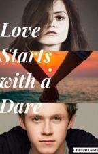 Love starts with a dare by bella67050