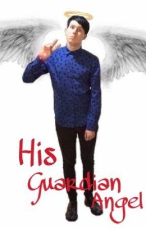 His Guardian Angel (Phanfic) by dawnstopherdun