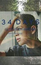 3 4 D A Y S//Hayes Grier by ohmelette