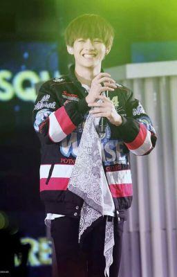 Taehyung, hãy cười lên nhé