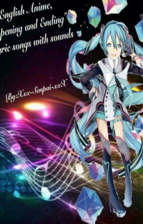English Anime,