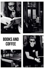Books and coffe; L.H by AylinGxrcia