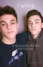 twins: a grayson dolan fanfiction by jmxxxx