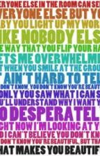 Song Lyrics by hawilliamson