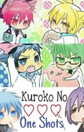 Kuroko no Basket ♡One Shots♡ by Empreess