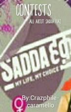 Contests by saddahaqlovers