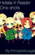 Hetalia X Reader One-shots by bxshwrites