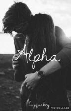 Alpha  (Major Editing) by Cupquakey