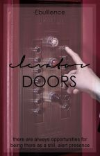Elevator Doors by -Ebullience