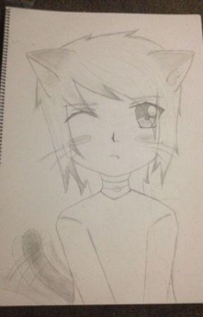 my anime drawings! by kaneki_bites1987