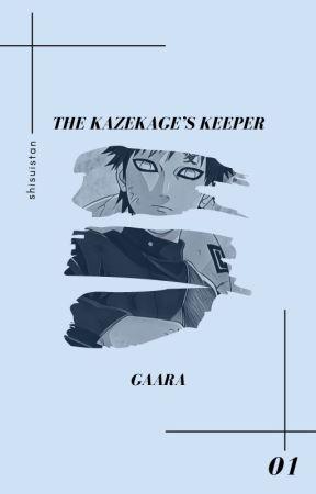 the kazekage's keeper » gaara by malikjuana