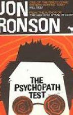 ''Психопат-тест'' Джон Ронсон by Domonoka
