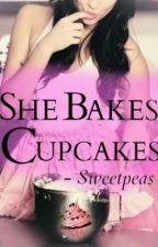 She Bakes Cupcakes by Sweetpeas