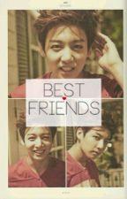 Best Friends // BTS JK by tmsterr