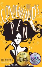 The Goldenhand's Pen by cindylyna