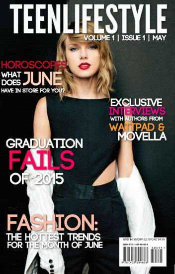 TeenLifeStyle Magazine Vol.1 Iss.2 (May 2015)Part One: Taylor Invasion