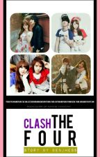 Clash: THE FOUR [ON-GOING] by Czrnaxxii