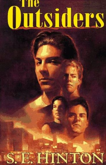 a review of the book the outsiders