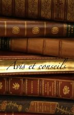 Avis et conseils (Fermé) by brunehilde39