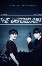 The Defendant// sekai by flawlessekai