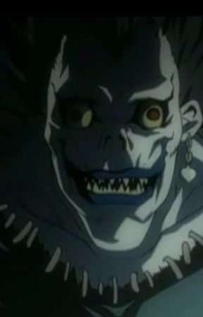 Death Note Ryuk X Reader Comfort From A God Of Death Wattpad