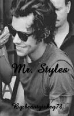 Mr. Styles by beautyiskey78