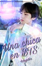 Una Chica En BTS   Kim Taehyung by -btsweet