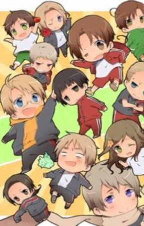 The Completely Original Hetalia 30 Day Challenge!!! by Ncallygator