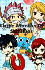 Three months of summer by fairytail_mari
