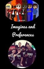 Sidemen and The Pack Imagines/Preferences by heyhannahSDMN