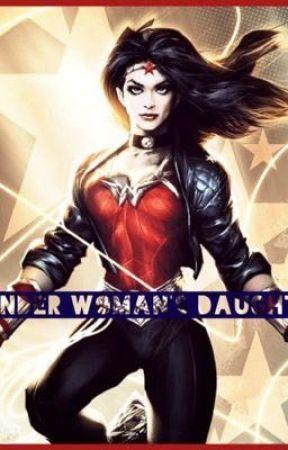 Wonder woman's daughter by kaurbal153