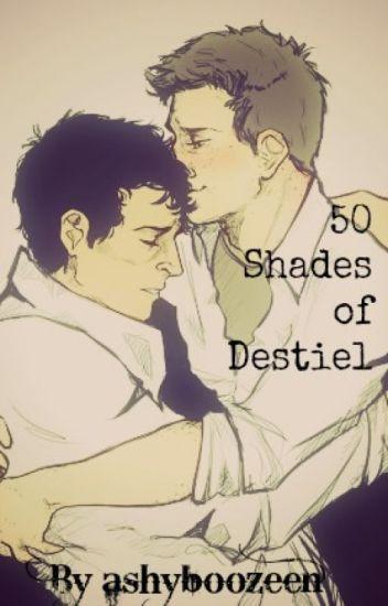 50 Shades of Destiel
