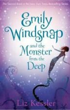 Emily Windsnap and the monster from the deep by shanicecoolio