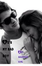 He's my bad boy by saudade_girl
