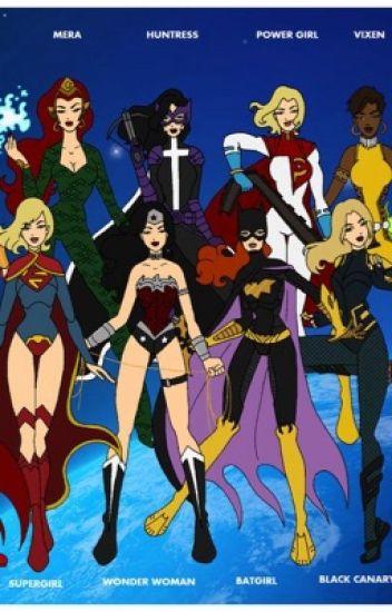 Male!Reader X Fem!Heroes/Villains (Marvel/DC)