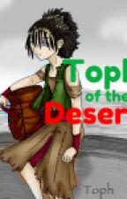 Toph of the Desert by Willow_Angel