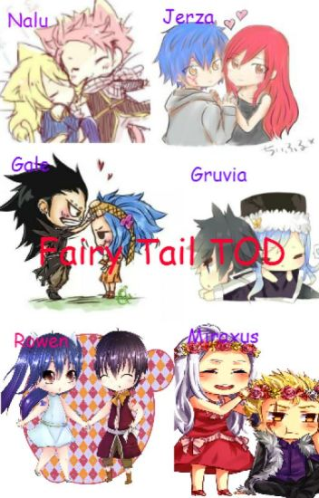Fairy Tail Truth Or Dare Sexualhighly Offensive - Portuguese Bun Society -3786