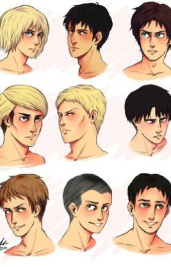 The New You (AOT boys x reader)
