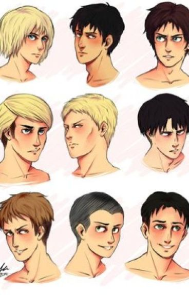 The New You (AOT boys x reader)