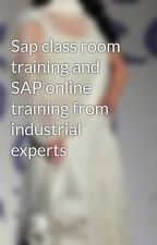 Sap class room training and SAP online training from industrial experts by DivyaAngel