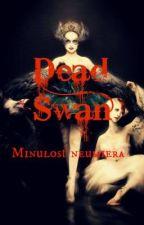 Dead swan by littleBiba