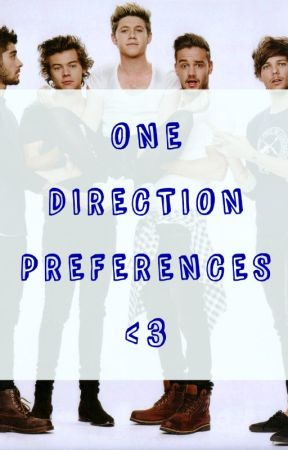 One Direction Preferences! - He Breaks Up A Fight Between You And A