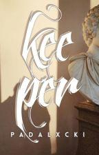keeper → g. weasley [EDITING] by padalxcki