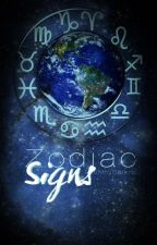 Zodiac signs by ShinyDarkrai