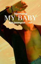 صغيرتي||My Baby  by park_mime