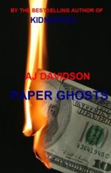 Paper Ghosts by ajdavidson