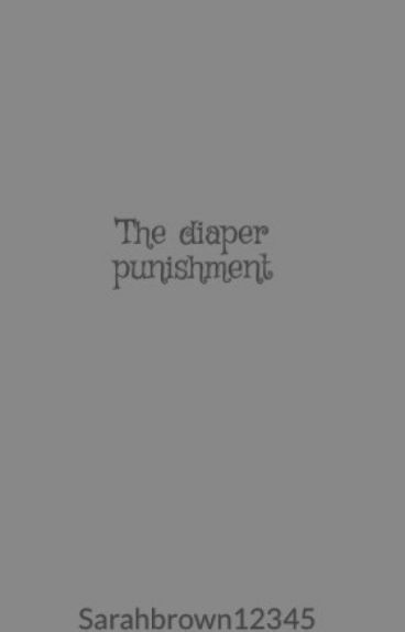 The diaper punishment
