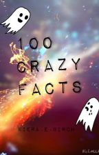 100 Weird But Interesting Facts by kiwifiction
